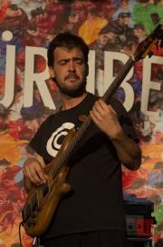 Bardentreffen 2013 - La Shica - Guillem Aguilar