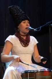 Bardentreffen 2013 - DakhaBrakha - Olena Tsibulska