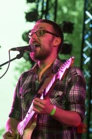 Bruckenfestival 2013 - The Dope - Rudi Maier