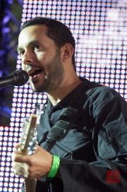 Bruckenfestival 2013 - Buke and Gase - Aron Sanchez