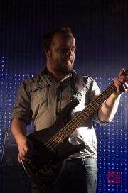 Bruckenfestival 2013 - Louis Barabbas & The Bedlam Six - Dan Watkins I
