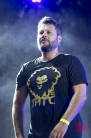 Bruckenfestival 2013 - Bauchklang - Alex Boeck I
