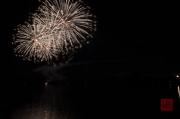 Volksfest Nuremberg 2013 - Fireworks - White I