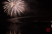 Volksfest Nuremberg 2013 - Fireworks - White II