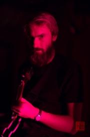 MUZclub - 2013 - Anna von Hausswolff - Bass I