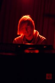MUZclub - 2013 - Anna von Hausswolff - Keyboard