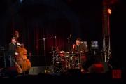 David Gazarov Trio Jazz Xmas Concert - Meinhard Jenne & Andreas Schulz