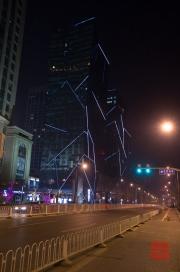 Beijing 2013 - Fracture LED Building