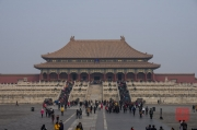 Beijing 2013 - Forbidden City - Main Hall