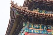 Beijing 2013 - Forbidden City - Roof ornaments