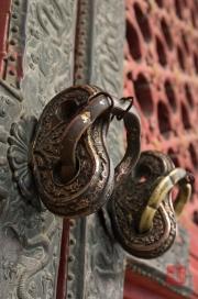 Beijing 2013 - Forbidden City - Window Catch