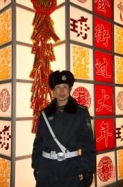 Beijing 2013 - Police
