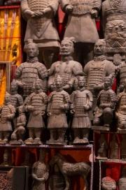 Beijing 2013 - Terracotta army figures