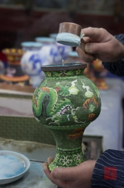 China 2013 - Pottery manufacturer