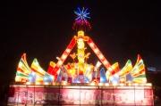 Pingyao 2013 - Lantern Waggon II