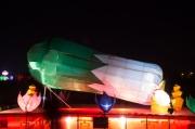 Pingyao 2013 - Lettuce Lantern Waggon