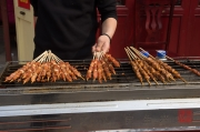 Pingyao 2013 - Grilled Meatsticks