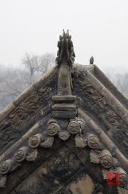Jinci Temple 2013 - Roofs
