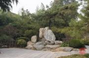 Xian 2013 - Giant Wild Goose Pagoda - Garden