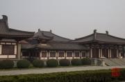 Xian 2013 - Giant Wild Goose Pagoda - Side buildings