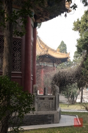 Xian 2013 - Stele Forest - Big Stele Shrines