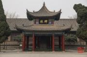 Xian 2013 - Stele Forest - Stele Pagoda