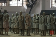 Xian 2013 - Terracotta Army - Soldiers in Recronstruction