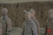 Xian 2013 - Terracotta Army - Faces I