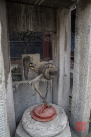 Xian 2013 - Moslem Quarter - Mosque - Grindstone