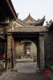 Xian 2013 - Moslem Quarter - Mosque - Side buildings
