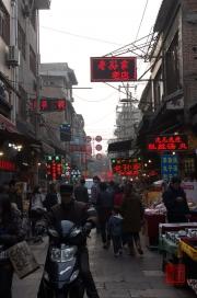 Xian 2013 - Moslem Quarter - Signs