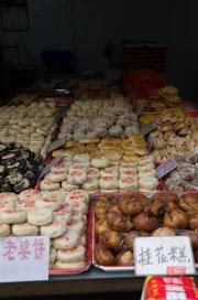 Xian 2013 - Moslem Quarter - Sweets II
