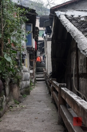 Chongqing 2013 - Old District - Side Passage