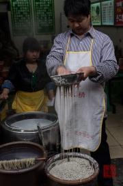 Chongqing 2013 - Noodle making