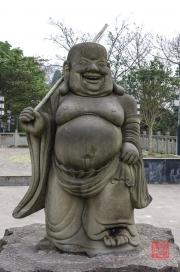 Dazu 2013 - Wealth Buddha sculpture