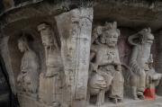Baodingshan 2013 - Daoist Figures I