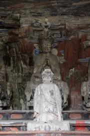 Baodingshan 2013 - Vairocana triad