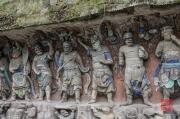 Baodingshan 2013 - Nine Dharmapalas II