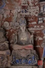Baodingshan 2013 - Vairocana triad center
