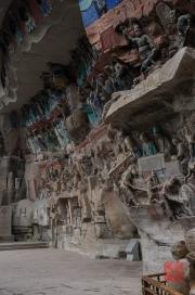Baodingshan 2013 - The Ten Austerities of Liu Benzun sideview