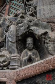 Baodingshan 2013 - Detail I