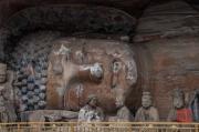Baodingshan 2013 - Parinirvana close-up