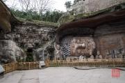 Baodingshan 2013 - Parinirvana & Nagas Bathe Shakyamuni