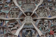 Baodingshan 2013 - Wheel of Reincarnation close-up