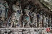 Baodingshan 2013 - Nine Dharmapalas I