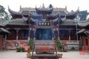 Baodingshan 2013 - Temple