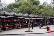 Dazu 2013 - Souvenir stalls