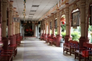 Malaysia 2013 - Georgetown - Burmese Buddhist Temple - Gateway