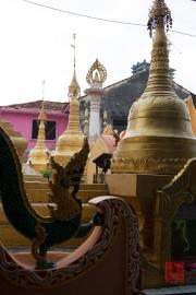 Malaysia 2013 - Georgetown - Burmese Buddhist Temple I