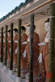 Malaysia 2013 - Kek Lok Si - Buddha figures